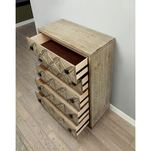 Pinnix 5 Drawer Chest