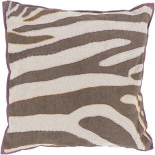 Morecambe Animal Linen Pillow Cover