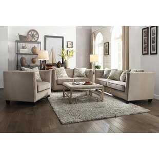 Darby Home Co Dahlstrom Configurable Living Room Set