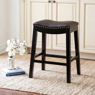 Kira 26 Bar Stool by Alcott Hill