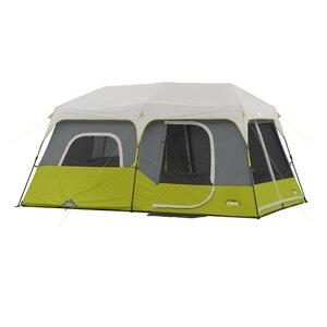 9 Person Instant Cabin Tent