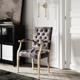 Harlingen Upholstered Dining Chair by Greyleigh
