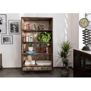 Heavy Industry Bookcase By Massivmoebel24