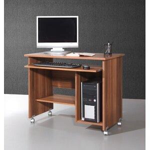 Computertisch mit Tastaturauszug von Home Etc