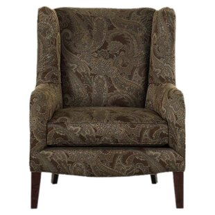 Compare prices Hall Armchair by Klaussner Furniture Reviews (2019) & Buyer's Guide