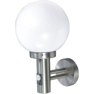 Carmean Outdoor Sconce With PIR Sensor By Sol 72 Outdoor