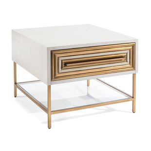 John-Richard Plaza 1 Drawer Nightstand