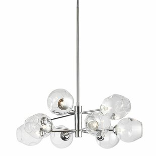Mercer41 Cassana 12-Light Sputnik Chandelier