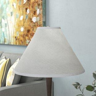 Transitional Hardback 23 Linen Empire Lamp Shade