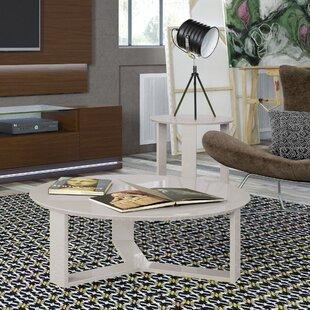 Zipcode Design Emiliah 2 Piece Coffee Table Set
