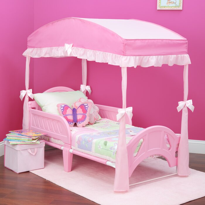 Children\'s Girls for Toddler Bed Canopy