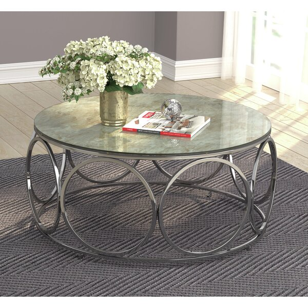 Round Coffee Table With Chairs Wayfair