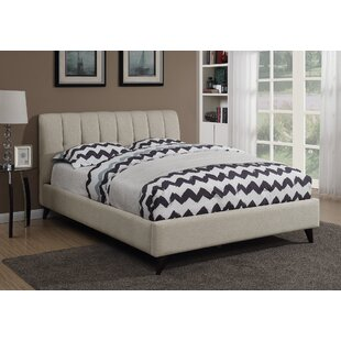 Gillispie Upholstered Panel Bed by Ivy Bronx