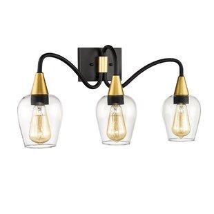 Mercer41 Yeager 3-Light Vanity Light