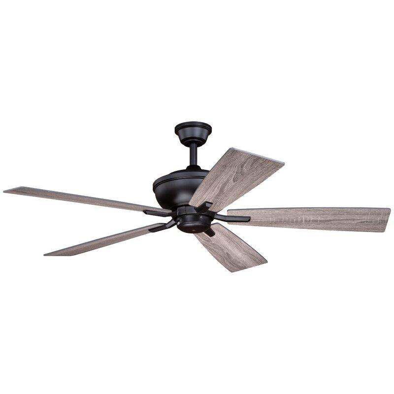 52 Hirsch 5 Blade Ceiling Fan