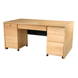 Modular Executive Desk by Rush Furniture