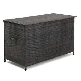 Large Storage Rattan Box