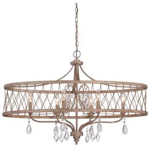 Willa Arlo Interiors Cece 6-Light Chandelier