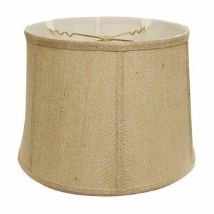 15 Bamboo/Rattan Drum Lamp Shade