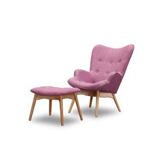 Ali Wingback Chair