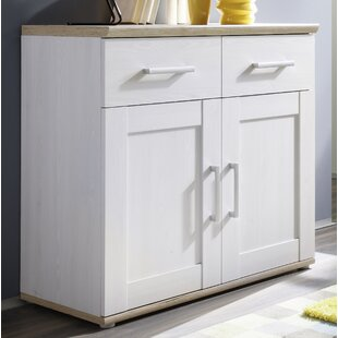 Cheserfo 2 Drawer Combi Chest By Ebern Designs