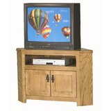 Gus Solid Wood TV Stand for TVs up to 55 by Millwood Pines