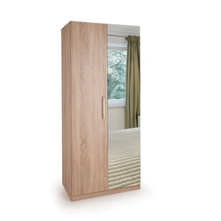 Halstead 2 Door Wardrobe By 17 Stories