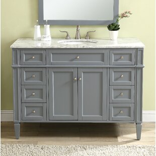 Bedonia 48 Single Bathroom Vanity Set by Darby Home Co