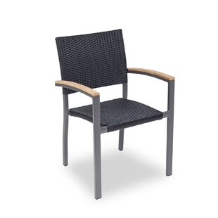 Borley Stacking Garden Chair By Sol 72 Outdoor