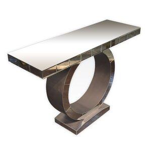 Konsolentisch mit Spiegel von SchaefferAmericanHome