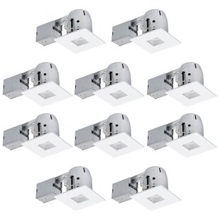 Find for 4 Recessed Lighting Kit (Set of 10) By Globe Electric Company
