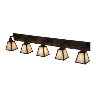Meyda Tiffany Mission Prime 5-Light Vanity Light