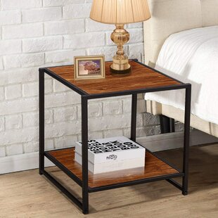 Kuhn Modern Square Nightstand (Set of 2) by Williston Forge