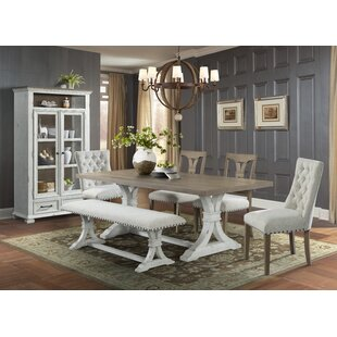 Schutz 6 Piece Dining Set by Gracie Oaks Cheap