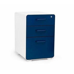 Modern Contemporary File Cabinet Bookshelf