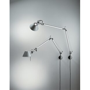 Artemide Tolomeo 1-Light LED Plug-In Swing Arm Lamp