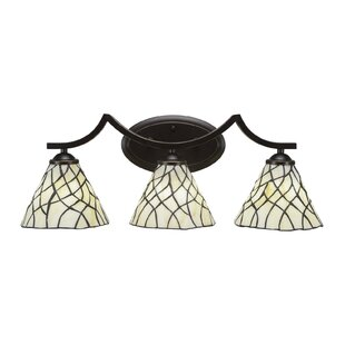 Bloomsbury Market Corum 3-Light Vanity Light