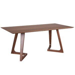 Hartleton Rectangular Dining Table by Wade Logan