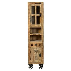 44 x 191 cm Schrank Rustic von Williston Forge
