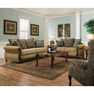 Bridgette Configurable Living Room Set By Fleur De Lis Living