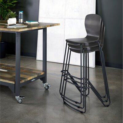 Full Back Metal Bar Stools You Ll Love In 2019 Wayfair