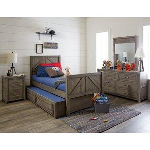 Belgrade Twin Loft Configurable Bedroom Set by Three Posts