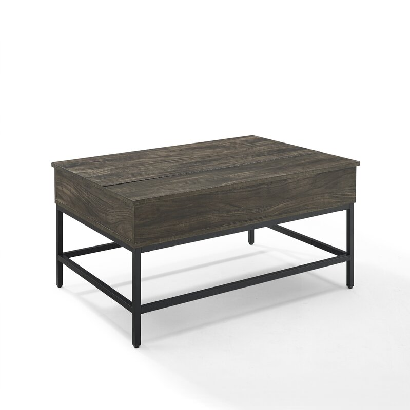 17 Stories Whitted Lift Top Coffee Table with Storage