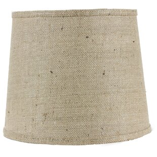 Top Reviews 8 Linen Drum Lamp Shade By AHS Lighting