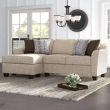 "Henslee 83"" Reversible Sectional"
