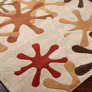 Inexpensive Diana Taupe Area Rug By Ebern Designs