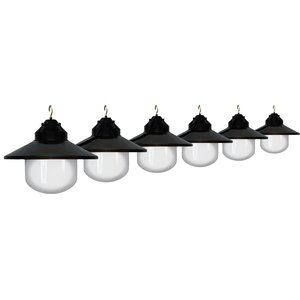 6-Light Globe String Lights