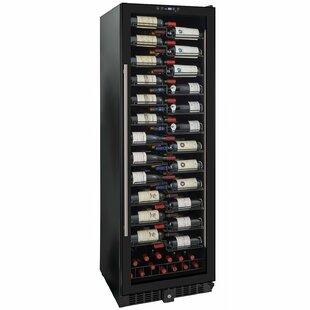 155 Bottle VinoView Single Zone Convertible Wine Cellar by Wine Enthusiast Comparison