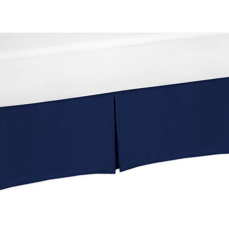 Sweet Jojo Designs Chevron Crib Dust Ruffle Reviews Wayfair