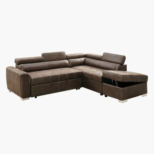 Mabry 2 Piece Convertible Sectional Set